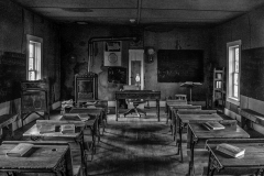 South Pass School Room